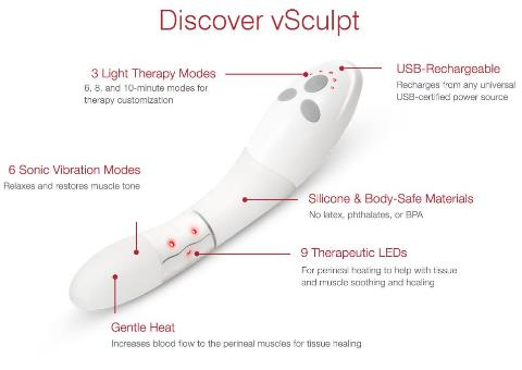 vsculpt-led-medical-device