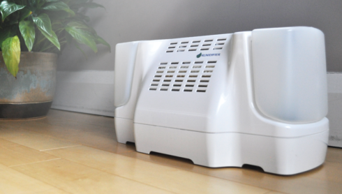 Zero-energy market leading home humidifier