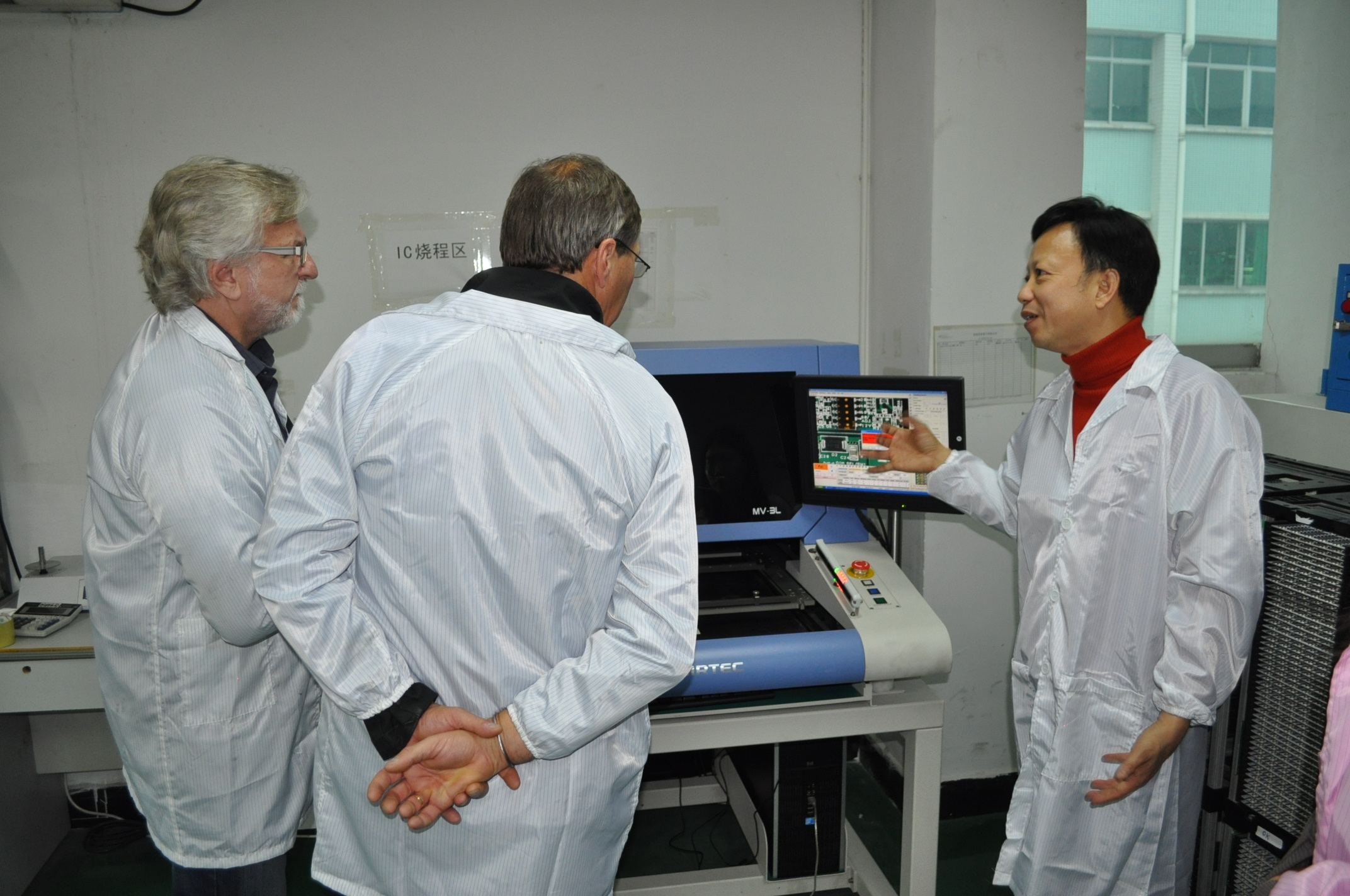 Inspecting-medical-device-manufacturing-process
