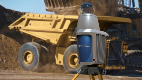 Extreme Condition 3D LiDar laser scanning device