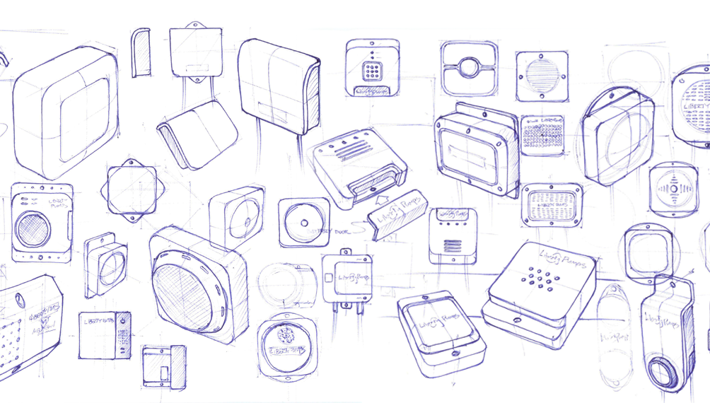IoT-connected-design-concept-sketches