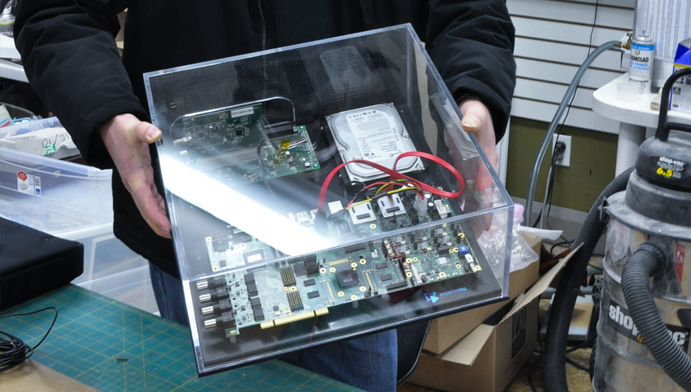 Product Prototyping Services: Build a professional hardware