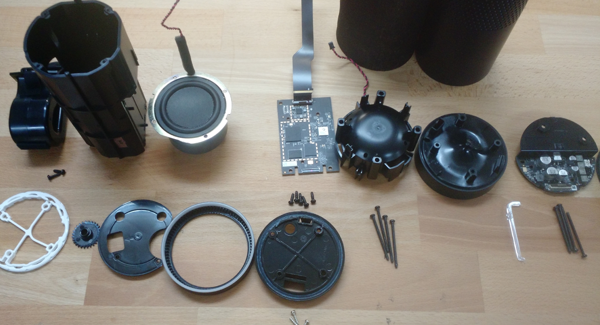 Prototyping an Audio Interface Device with Amazon Alexa - Design 1st