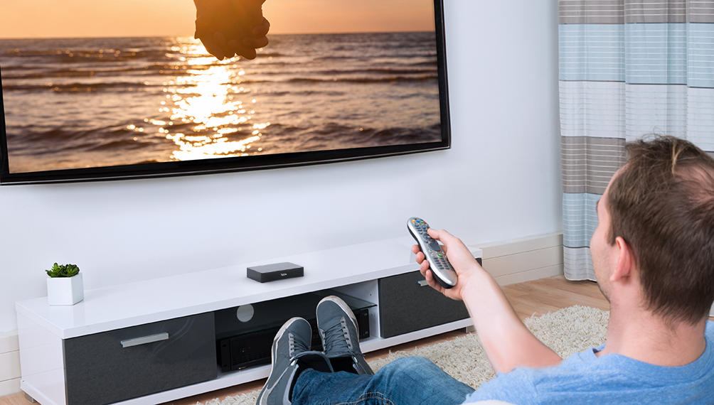 Disruptive over-the-air DVR for free TV streaming