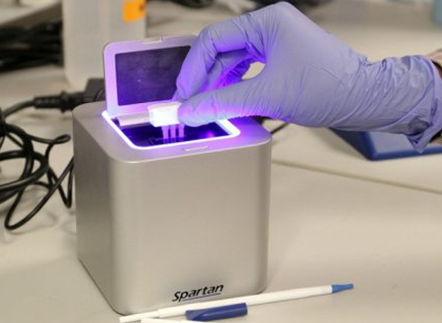 Spartan Bioscience - Cube - Diagnostic DNA testing on demand