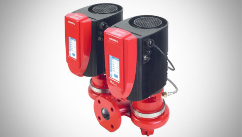 Intelligent commercial fluid pump system